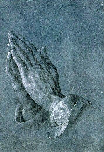 Mains en prière A  Durer
