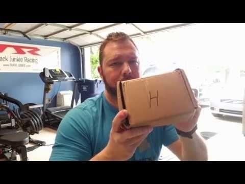 Aiologs HandBrake Unboxing and Install to Simetek K2 rig