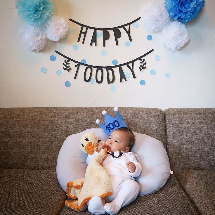 #baby #boy #3month #100day #malemale #kashwere #DIY #赤ちゃん #3ヶ月 #100日 #100日祝い #手作り記念日 #お食い初めはまた後日 #マールマール #カシウェア #お友達のガーコと 今日で100日たくさんの笑顔を運んでくれてありがとう by ayaco95