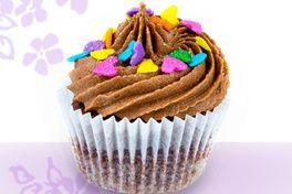 Cupcakes « tout chocolat »