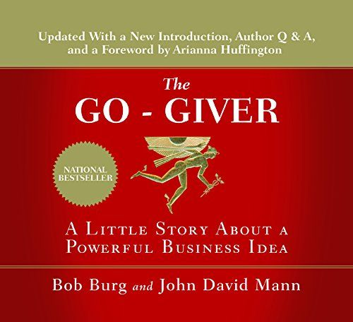 20 best books worth reading images on pinterest books to read the go giver a little story about a powerful business pinned with love by fandeluxe Choice Image