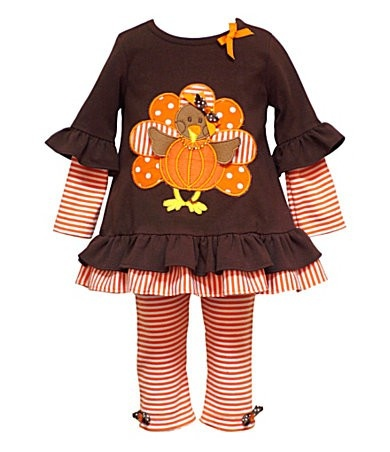 Thanksgiving outfit for girls