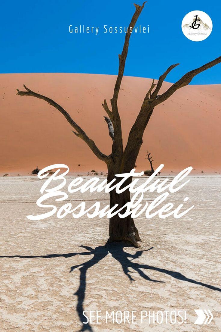 Sossusvlei und Kolmannskuppe, zwei Namen, welche jedem Namibia-Reisenden bekannt sind und bei keiner Reise in das afrikanische Land fehlen dürfen. Wir waren so beeindruckt, dass wir eine Fotogalerie erstellt haben.
