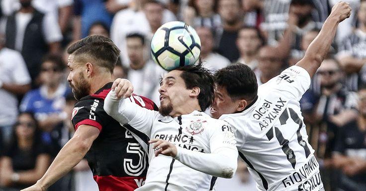 Corinthians leva empate do Flamengo e pode perder vantagem na liderança