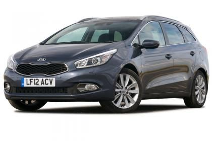 Kia Cee'd Sportswagon estate Price  £16,195 - £24,995 Car Buyer (UK) Review