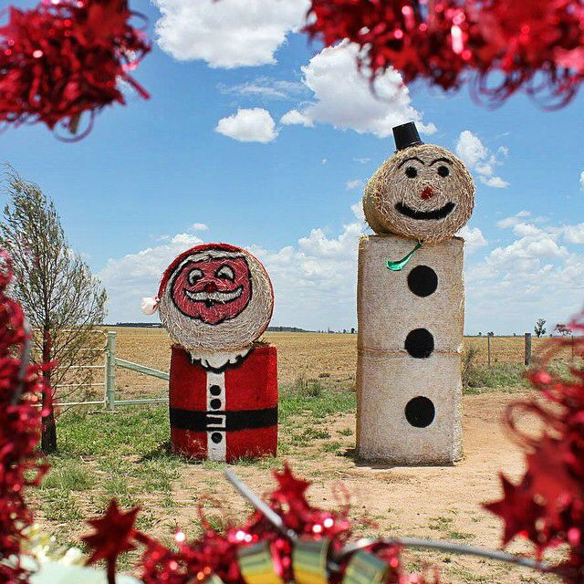 456 Best Images About CHRISTMAS OZ STYLE On Pinterest