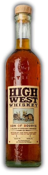 We've been fans of High West for a long time. This product in particular has been very inspirational. $46 for bottle.