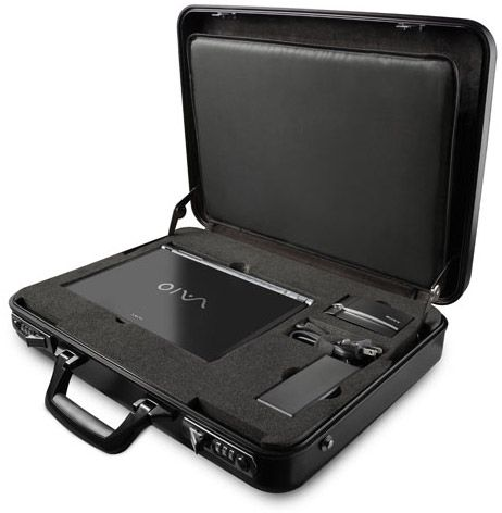 Sony VGNTX007C Limited Edition Spy Gear. Wish it was possible, but not at $4,300!