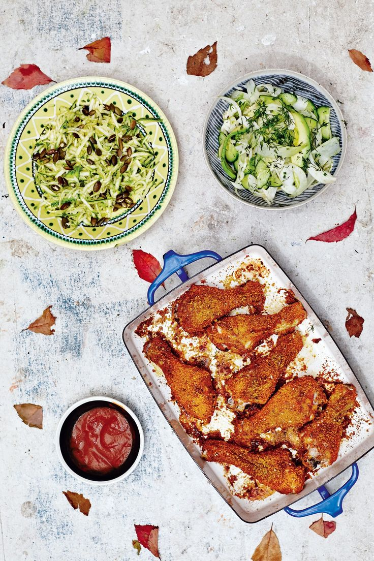 Hemsley + Hemsley: Pablo's Chicken Recipe (Vogue.co.uk)