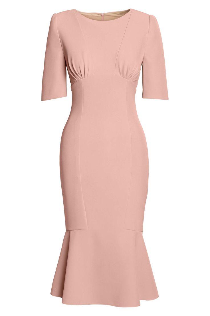 Elbow Sleeve Dress $165 landsend.com  Master the Art of Modern Ladylike Dressing