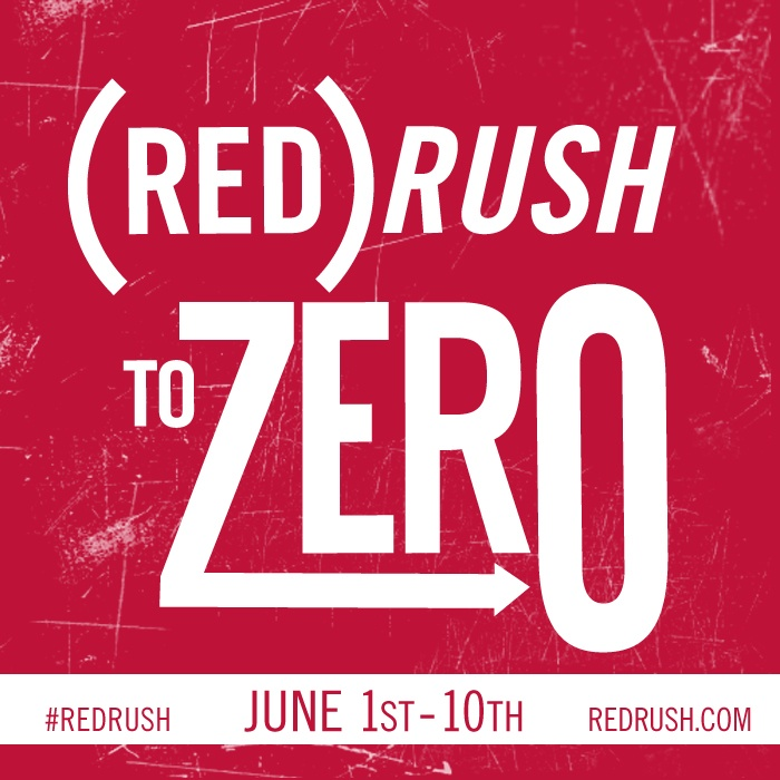 1,000 babies are born with HIV every day. By 2015 that number could be near zero. #REDRUSH TO ZERO June 1-10. www.redrush.comSocial Network, Influence Helpful, Aid Free, Redrush, Klout Kred, Helpful Red, Red Rush, Free Generation, Helpful Deliver