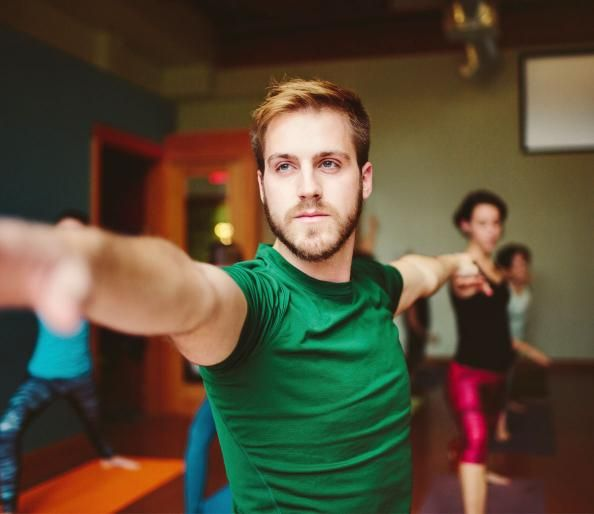 The Best Weight Loss Yoga Workout for Men