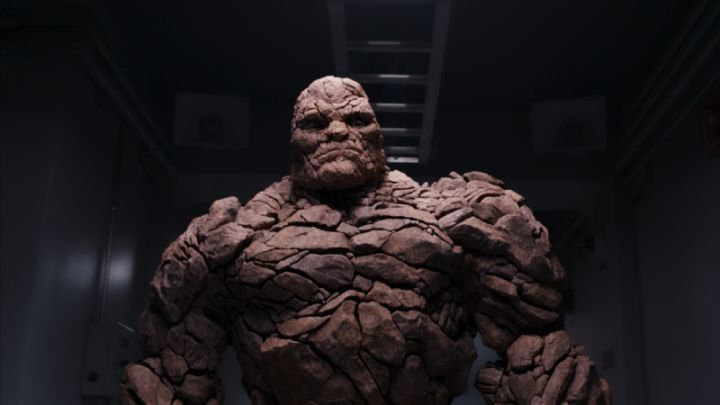 Comic Book Coming Out Party: The Thing in Fantastic Four, Daredevil's Red Costume, and Yellowjacket in Ant-Man All Unveiled