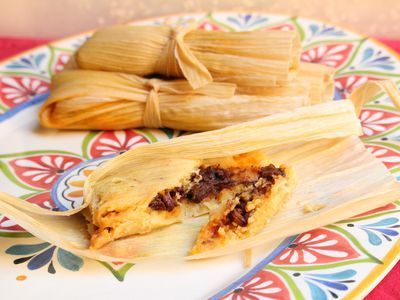 Homemade tamales are one of the best Mexican comfort foods. Make your own with this dough recipe that begins with masa harina (commercial corn flour). #mexicanfoodrecipes