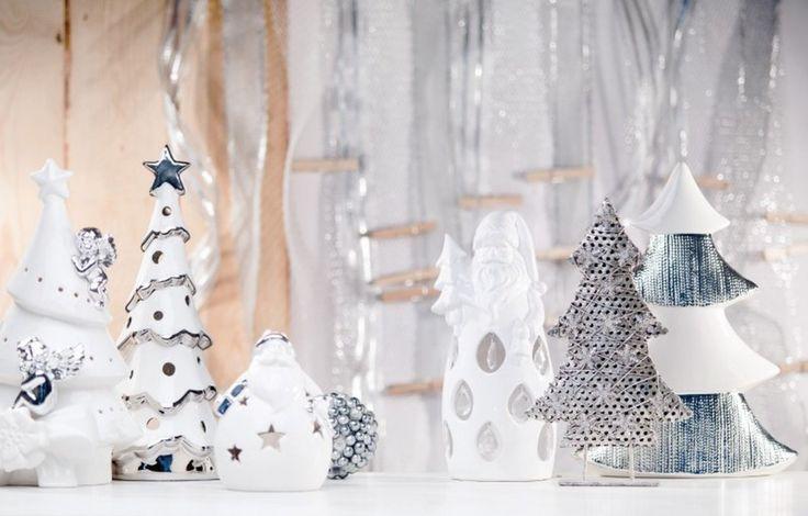 Białe święta - zainspiruj się kolorami zimy