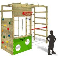 Awesome FATMOOSE Kletterger st CleverClimber Club XXL Kletterturm