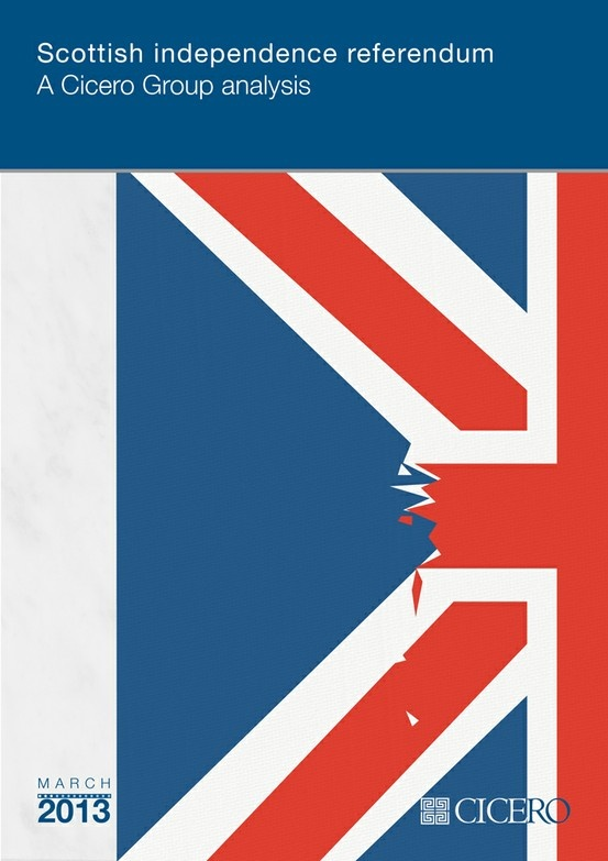 Scottish referendum, A Cicero-Group analysis