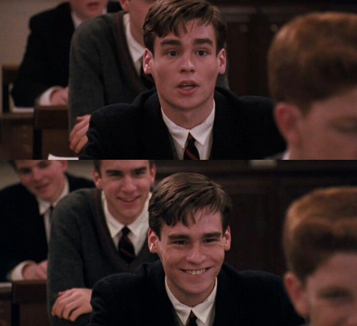 Transcendental Ideas in Dead Poets Society