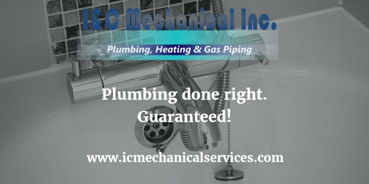 I&C Mechanical Inc. is dedicated to providing top-quality plumbing work and complete customer satisfaction in every job we do.  Get A Quote @ www.icmechanicalservices.com  #Plumber #Plumbing #Heating #GasPiping #Water #Heaters #Tankless #PlumbingServices #Allston #Cambridge #Brookline #Boston #EastBoston #Winthrop #Revere