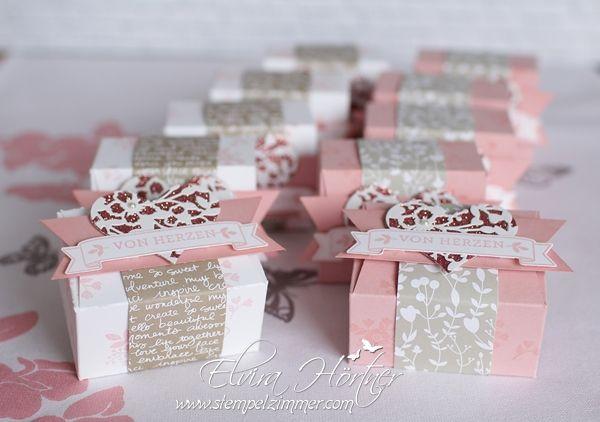 Valentinstag - kleine Geschenke