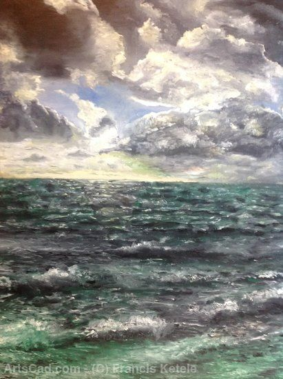 Artwork >> Francis Ketele >> The North Sea