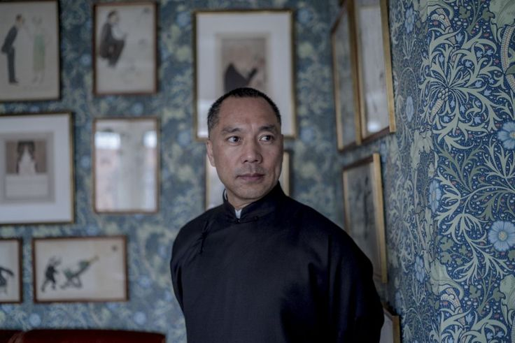 "Guo Wengui, a Chinese business magnate who has been living outside the country for more than two years, told the Associated Press the recent Interpol notice was actually beneficial: ""Don't worry, this is a good thing,"" he said.By GERRY SHIHThe Associated Press  Wed., April 19, 2017"