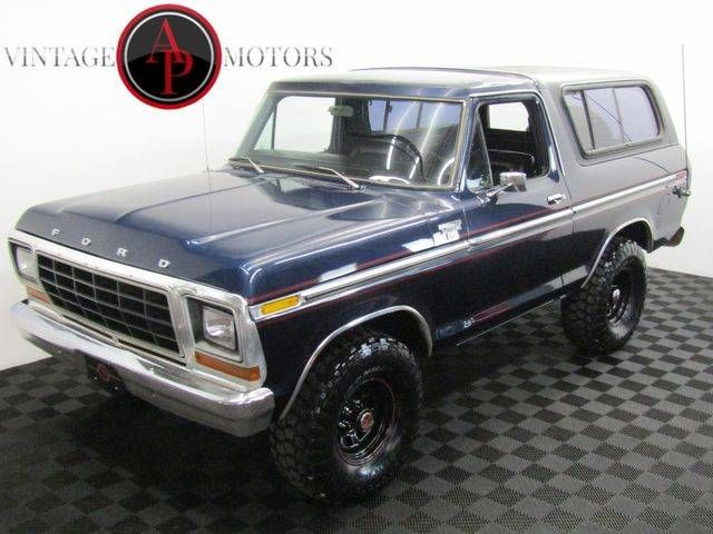 1978 Ford Bronco For Sale 2398200 Hemmings Motor News In 2020 Bronco For Sale Ford Bronco For Sale Ford Bronco