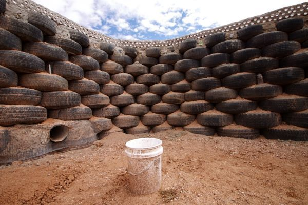 Estancia, New Mexico Earthship