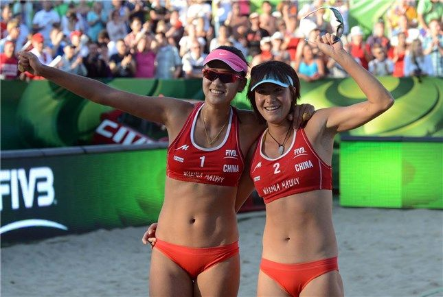 FIVB - Beach Volleyball - Worl Cup FInal Winners