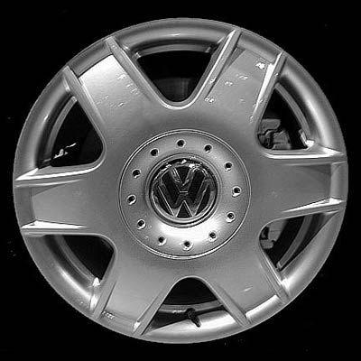 Volkswagen Jetta 1999-2005 16x6.5 Silver Factory Replacement Wheels