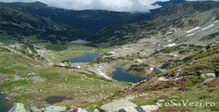 Parcul Naţional Retezat - Parâng