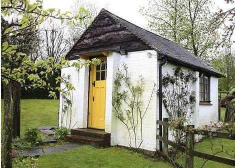 Roald Dahl's Writing Cottage