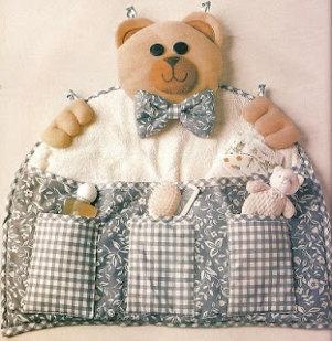 Manualidades para el dormitorio del bebé | Aprender manualidades es facilisimo.com