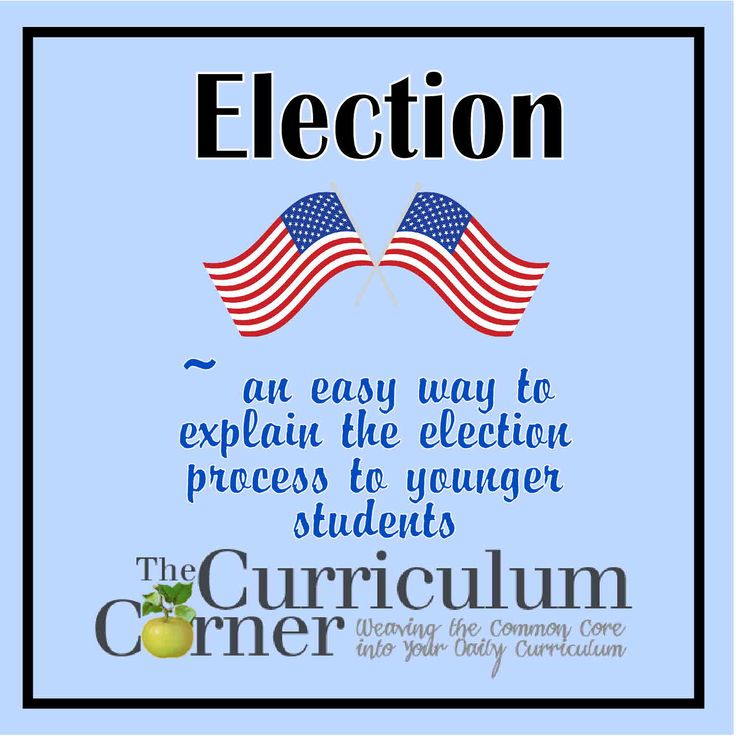 Recursos per treballar les eleccions amb alumnes de primària.