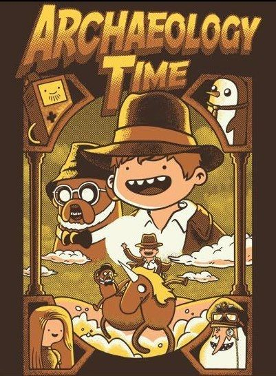 """Finn the Human and the Temple of Ooo   32 Mashups That Prove """"Adventure Time"""" Makes Everything Way More Awesome"""
