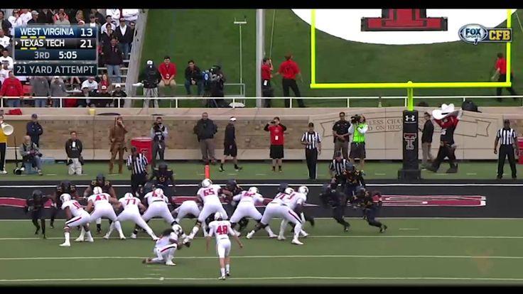 Coca Cola Highlights of the WVU - Texas Tech Game, 10-11-14