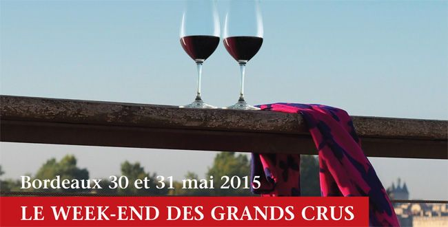 10ème édition du week-end Grands Crus à Bordeaux! http://buff.ly/1Bn6tp2  #wine #bordeaux #figarovin