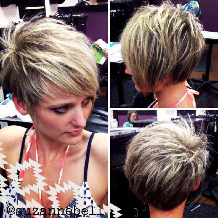 Short Hairstyles | Page 5 of 41 | Fashion and Women