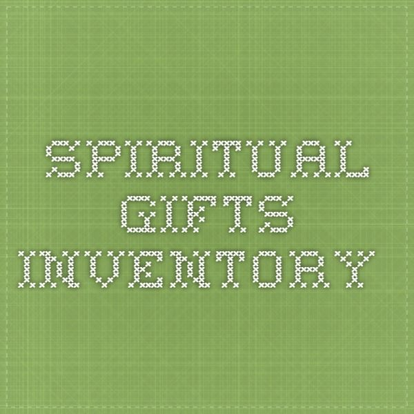 Best 25 spiritual gifts inventory ideas on pinterest spiritual spiritual gifts inventory negle Choice Image