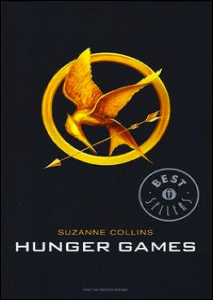 La trilogia di Hunger Games di Suzanne Collins