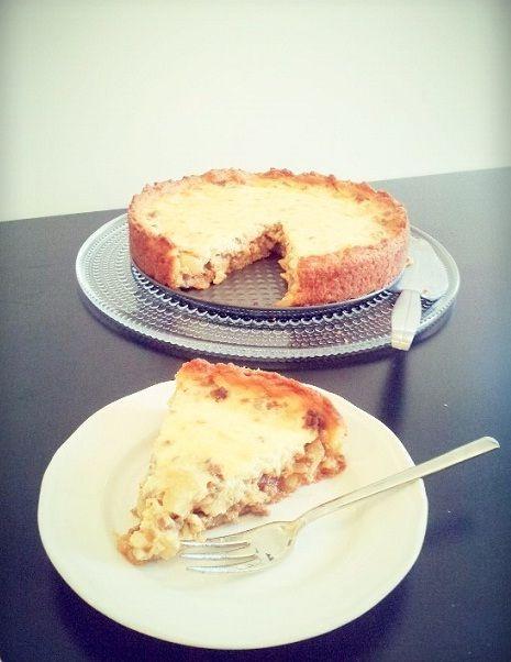Wicked+sweet+kitchen:+Mausteinen+tacopiirakka