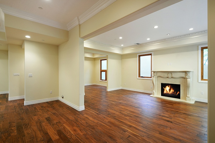 The 25 best distressed wood floors ideas on pinterest for Different flooring throughout house
