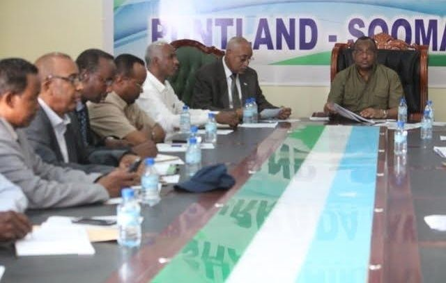 Somalia: Puntland cabinet meeting sidesteps new ISIL hotbed