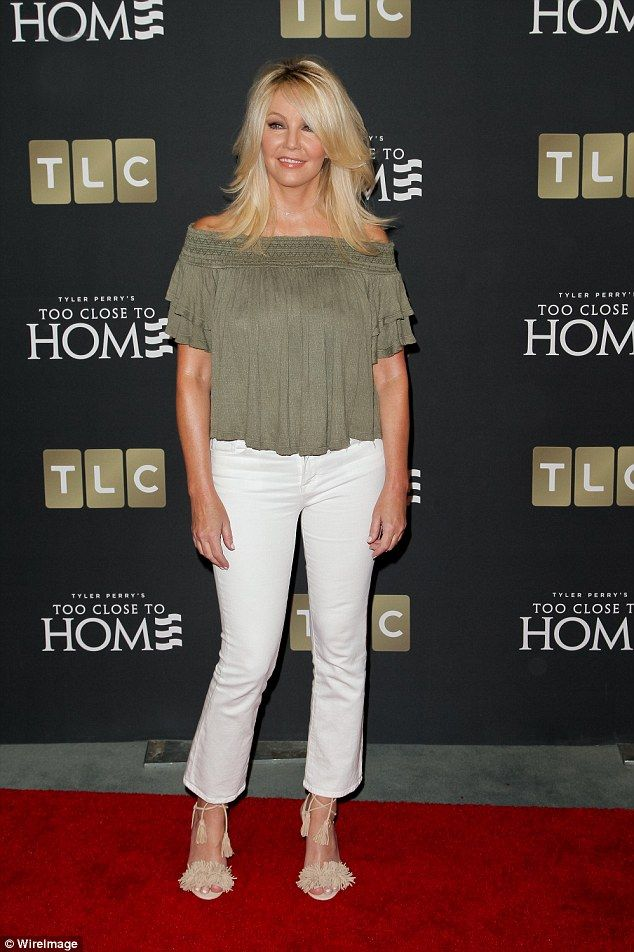 flirting with forty heather locklear pictures today video today