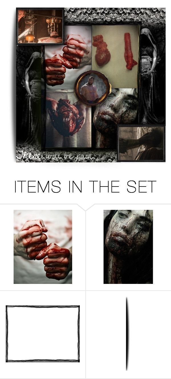 """Ser Robert Strong"" by annette-heathen ❤ liked on Polyvore featuring art and GameOfThrones"