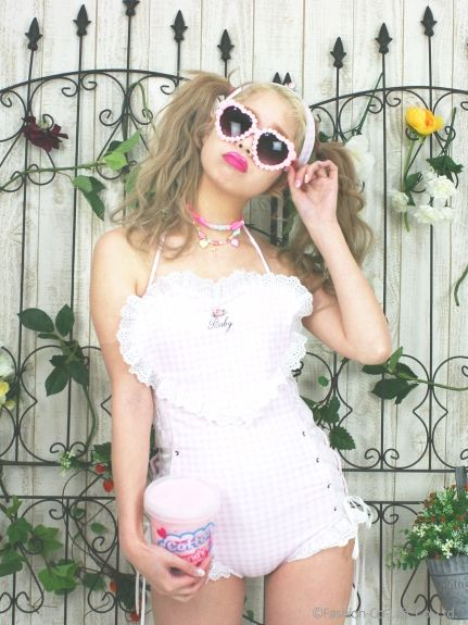 AP BabyLolita (Swimwear) | Swankiss (Swank) | Swankiss (Official Site)