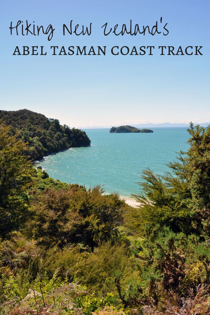 Tramping New Zealand - the amazing Abel Tasman Coastal Track ... all you need to know!