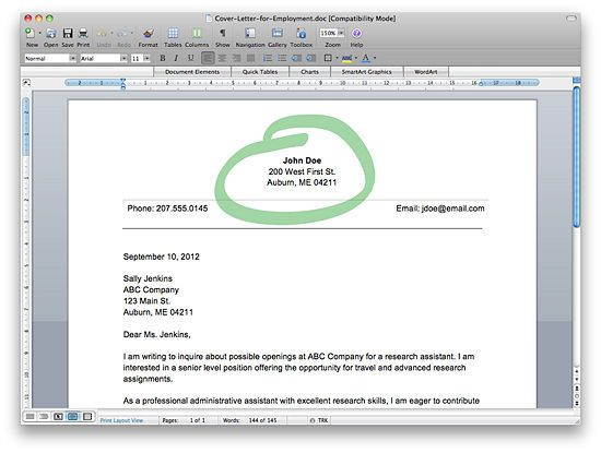 How to Write a Cover Letter (with 3 Free Sample Cover Letters)
