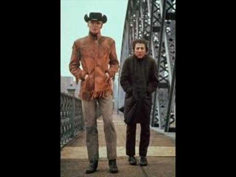 Midnight Cowboy Theme - John Barry  My favorite song for the days when my glass is half empty.......Henry Mancini's version when my glass is half full.