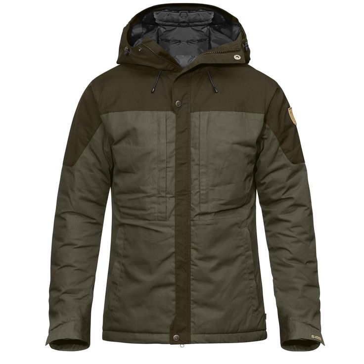 Xtend-Angebote Fjällräven Skogsö Padded Jacket Winterjacke Herren grün Gr. XXL: Category: Outdoorbekleidung > Herren >…%#Outdoor%